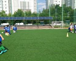 축구 활동사진 (6월)